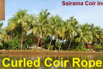 Sairama Coir Industry – Curled Coir Rope